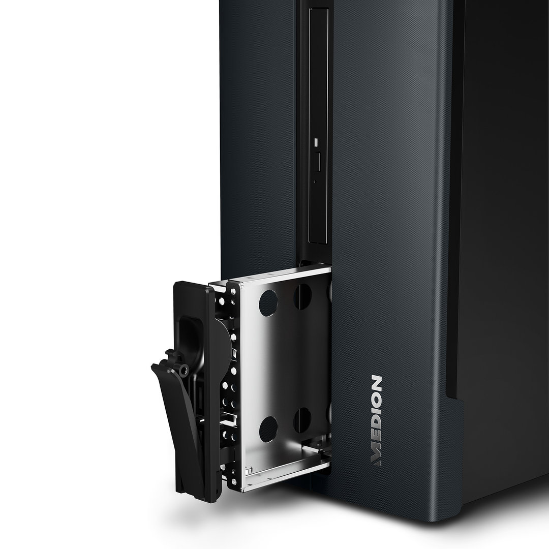 Medion Akoya P56000 mit Ryzen 5 1600 und RX 560 bei Aldi Süd