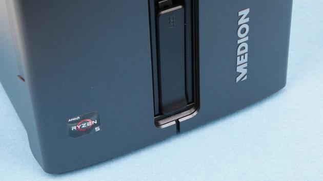 Medion Akoya P56000 im Test: Der erste Aldi-PC mit AMD Ryzen steht Kopf
