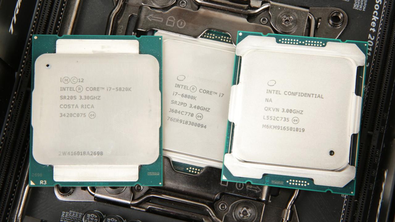 Intel Broadwell-E: Erste Zehn-Kern-Desktop-CPU wird eingestellt