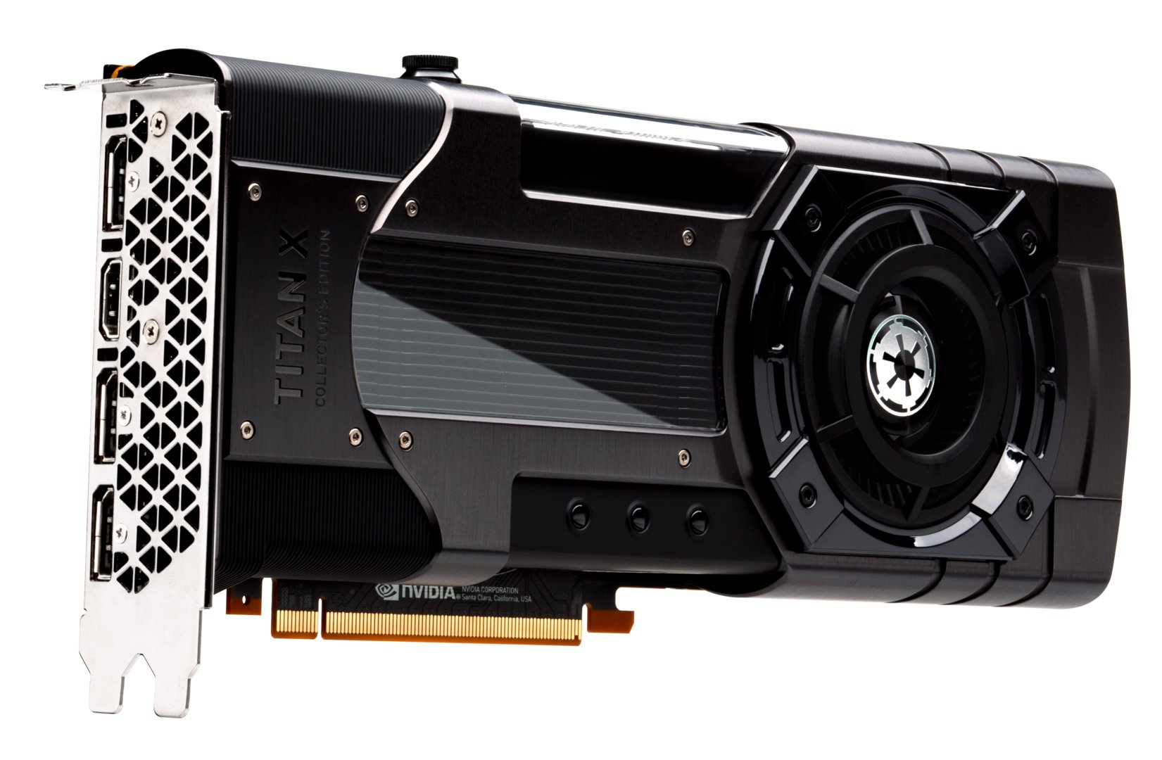 Nvidia Titan Xp Galactic Empire