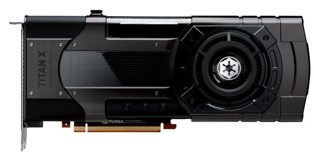 Nvidia Titan Xp Galactic Empire