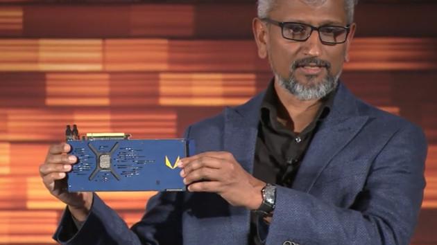 Intel schnappt sich AMDs Chefarchitekten Raja Koduri