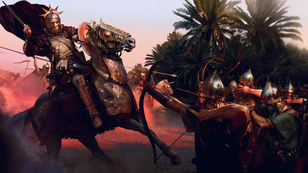 Empire Divided: Total War: Rome 2 erhält neue Erweiterung