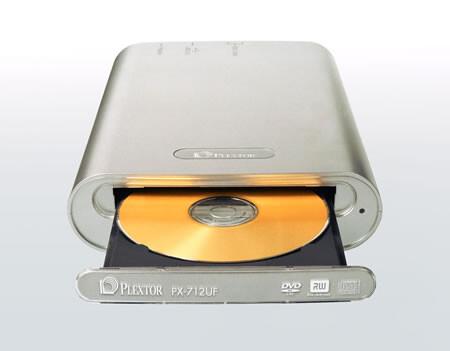 Plextor 712UF DVD-Brenner