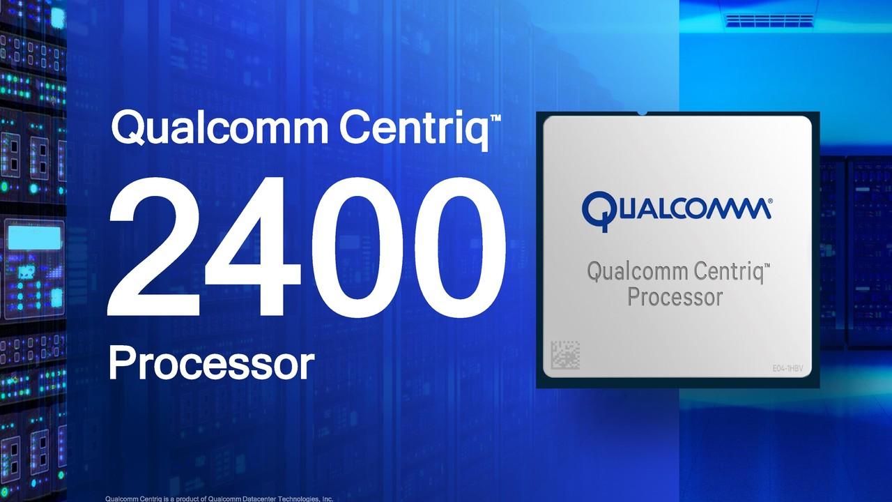 ARM-Cloud-Prozessor: Qualcomm liefert 10-nm-CPU Centriq 2400 mit 48 Kernen