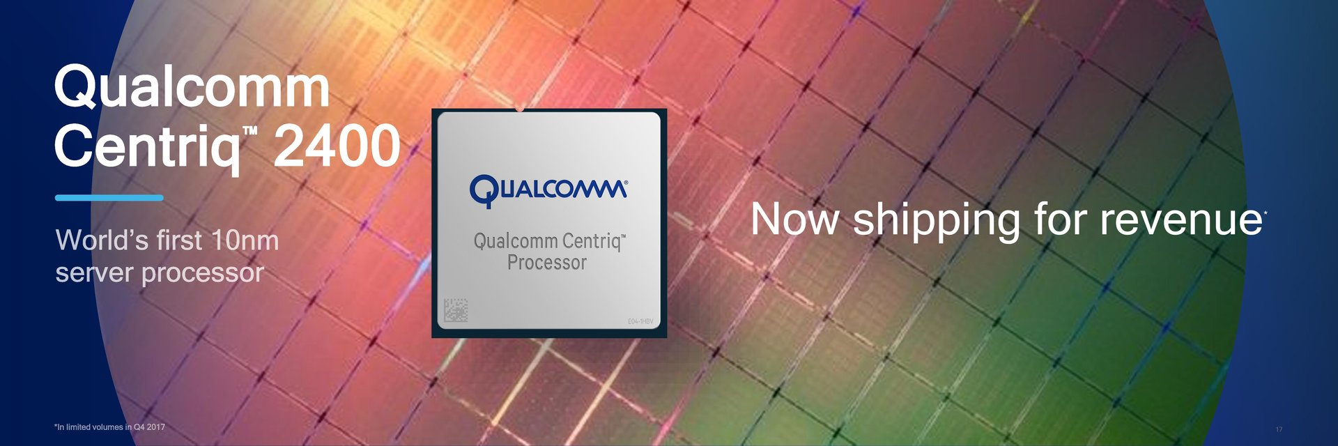 Qualcomm Centriq 2400 im Detail