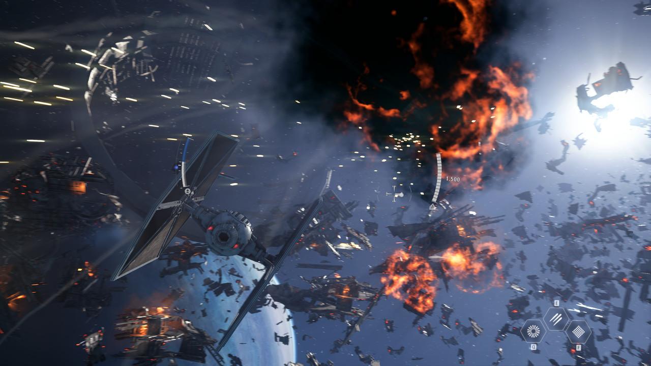 Star Wars Battlefront 2: Erste Benchmarks zur wunderschönen Grafik