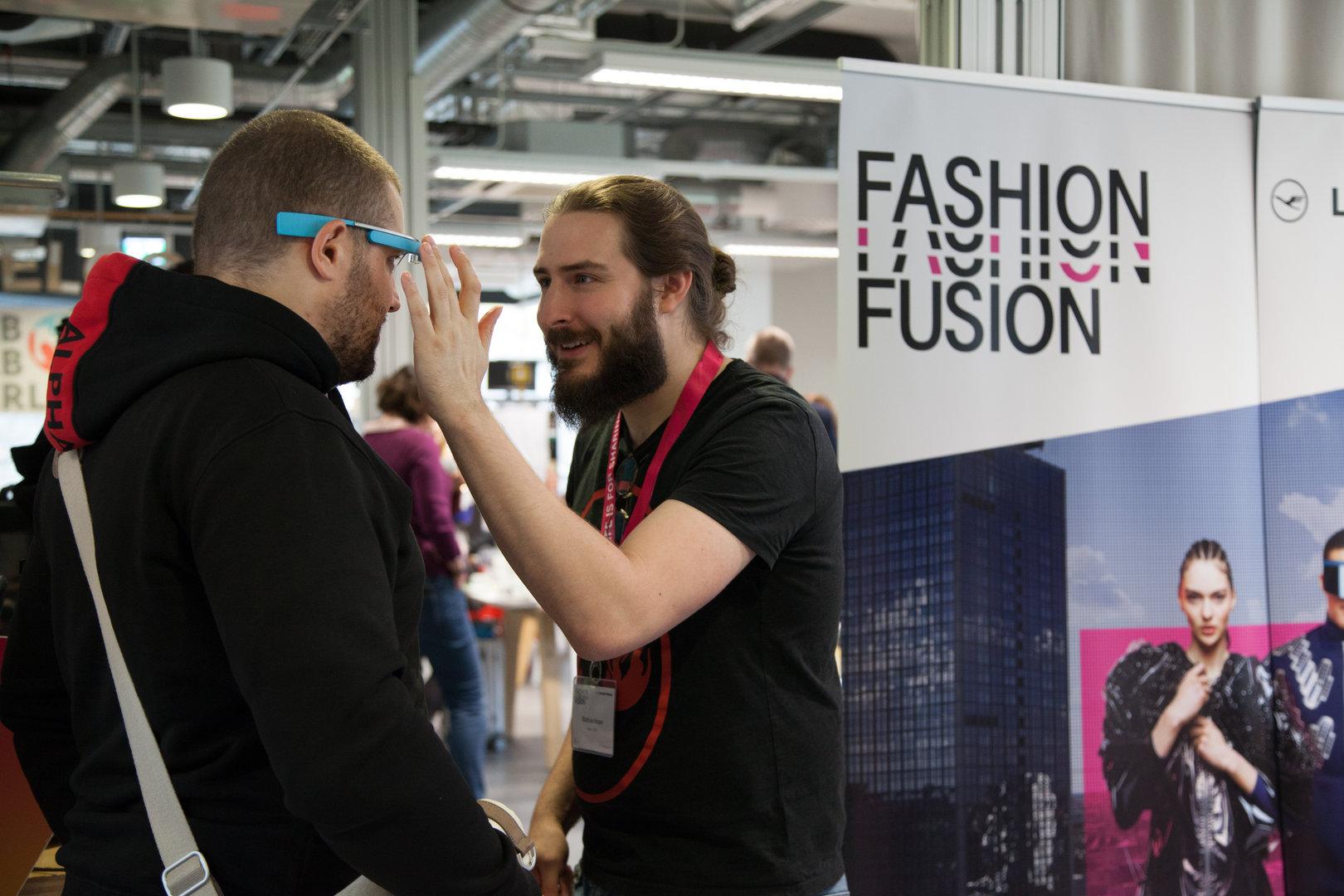 Google Glass von Team Lyra im Selbsttest