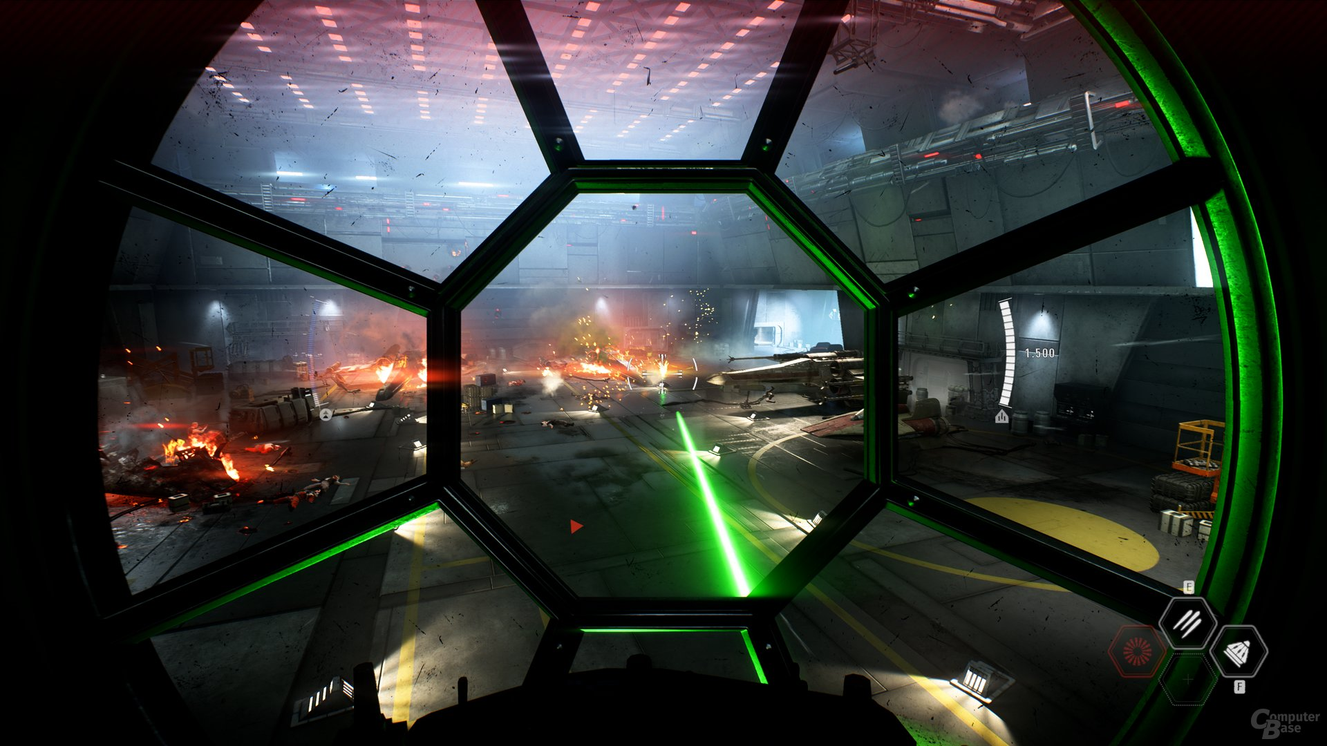 Star Wars Battlefront 2 im Technik-Test