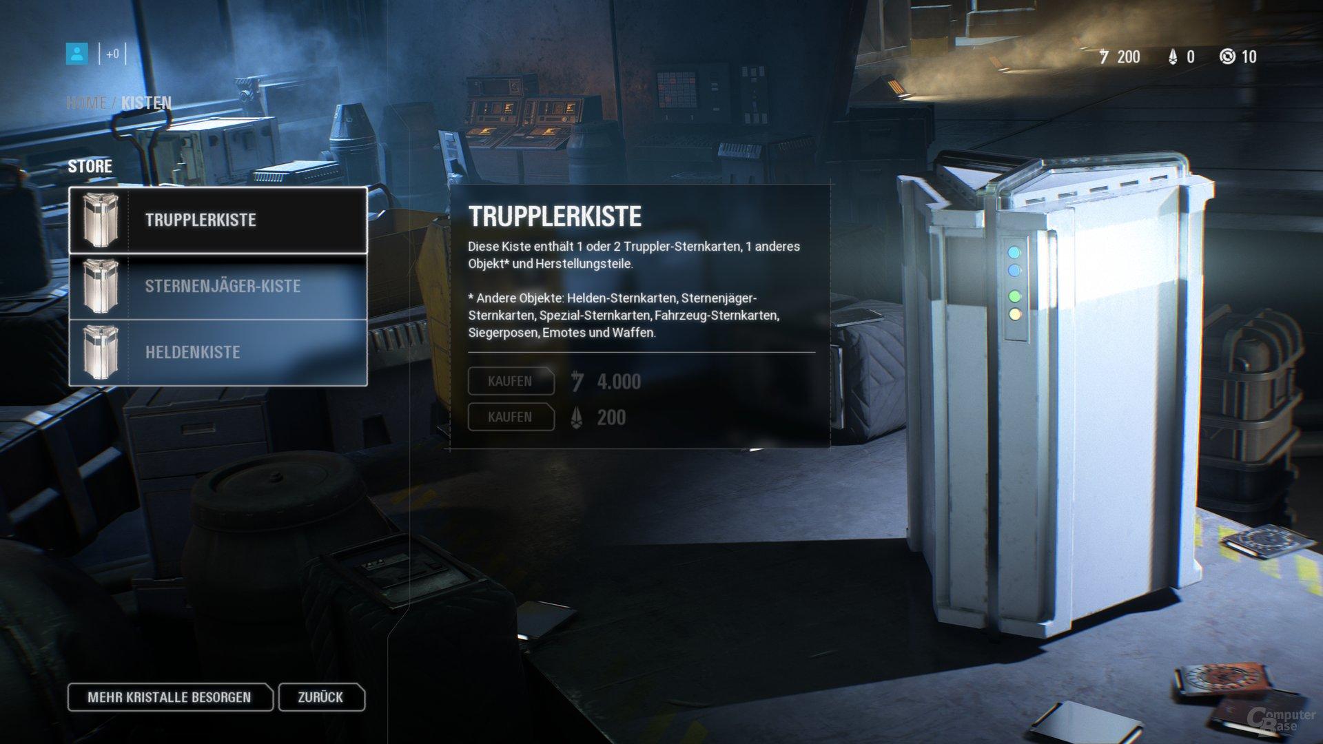 Star Wars: Battlefront 2 – Mikrotransaktionen