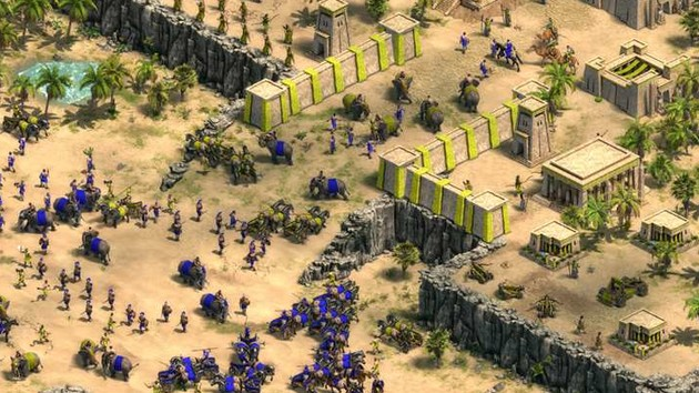 Age of Empires: Definitive: Beta für Vorbesteller und Systemanforderungen