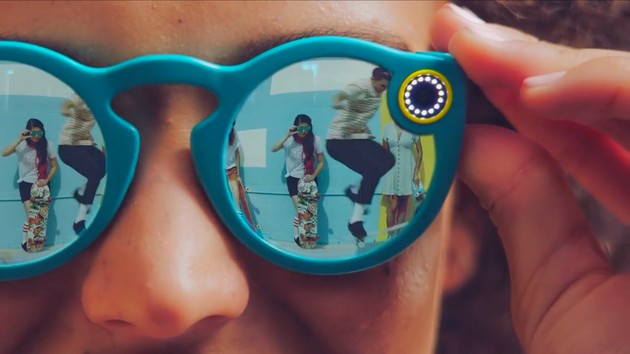 Spectacles: Videosonnenbrille für Londoner Winter