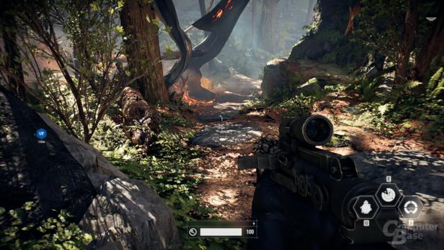 Star Wars Battlefront 2 – Ultra-Preset