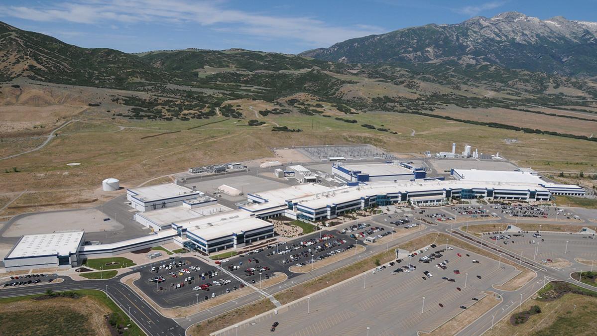 IMFlash: Fabrikerweiterung für mehr 3D XPoint ist fertig