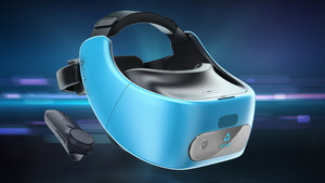 Vive Focus: HTCs autarkes VR-Headset kommt nur nach China