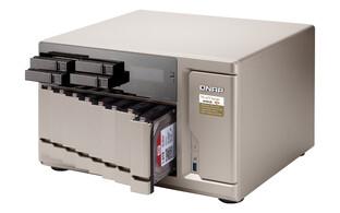 QNAP TS-1277 mit Ryzen 5 1600 oder Ryzen 7 1700