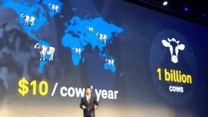 Huawei MBBF 2017: Die Cashcow der Zukunft ist für Operator die echte Kuh