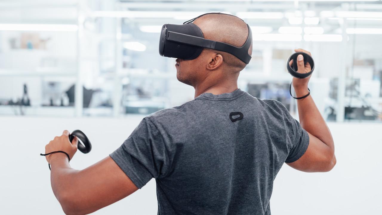 Cloud VR: 5G streamt Spiele in 6K auf das VR-Headset