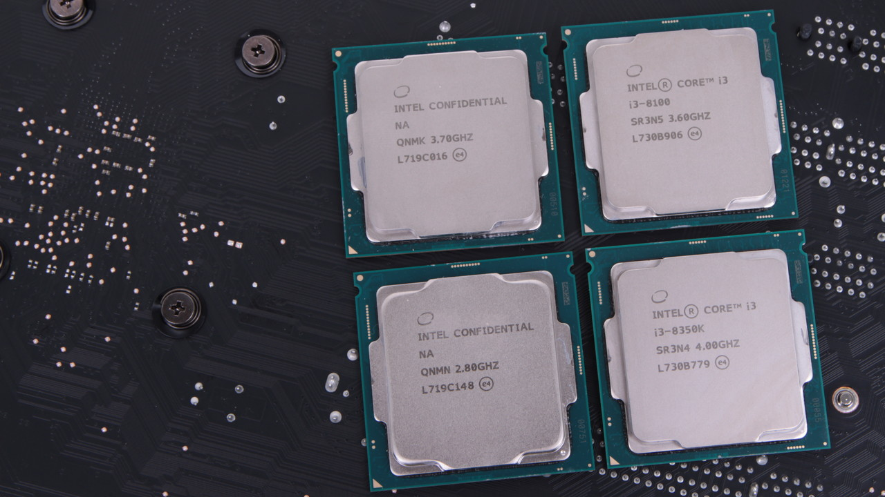 Intel Coffee Lake: Zusätzliche Assembly/Test Site für mehr Prozessoren