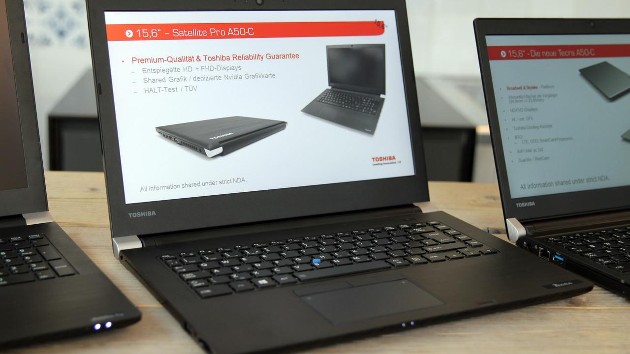 Wirtschaft: Toshiba dementiert Bericht über Verkauf der PC-Sparte