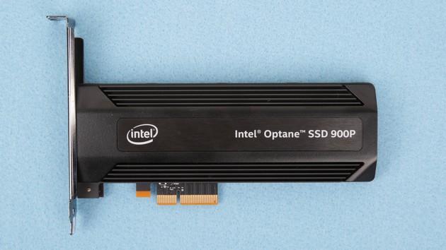 Intel Optane SSD 900P im Test: Der Benchmark-Kaiser ist im Alltag kaum schneller