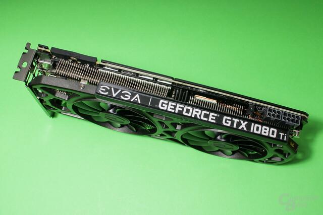 Die Nvidia GeForce GTX 1080 Ti stammt von EVGA