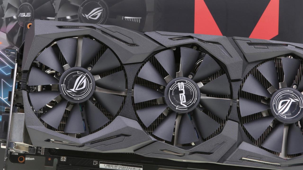 "Radeon RX Vega 56 & 64 Strix: Asus' Custom Design nur noch ""im Laufe des Jahres 2017"""