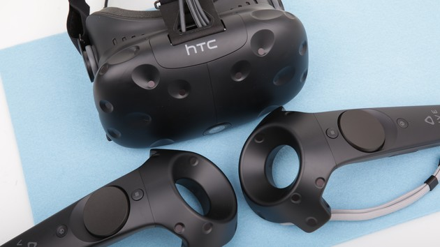 Black Week: HTC Vive mit Hard- und Software im Bundle