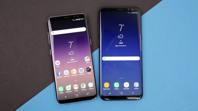 Samsung Galaxy S9 Soll Schon Im Januar Als Kleines Update Kommen