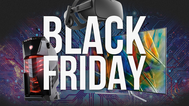 Black Friday & King Deals: Rabatte auch bei Alternate und Caseking