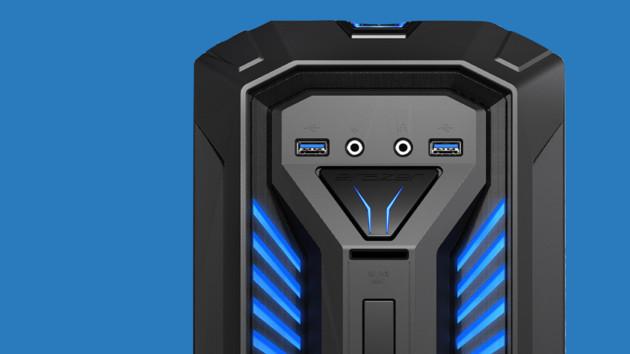 Medion Erazer X67015: Aldi-PC mit Core i7-8700 und GeForce GTX 1070 für Spieler