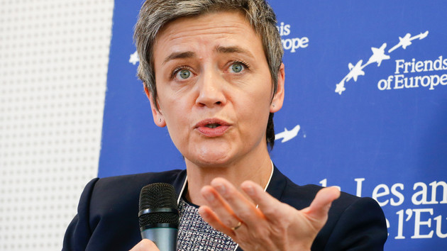 EU-Kommissarin Vestager: Facebooks dominante Rolle im Visier