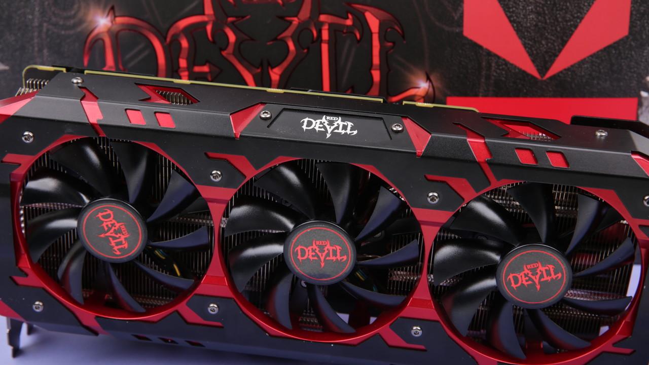 Radeon RX Vega 64 Red Devil im Test: PowerColors Kühler bringt Vega zum Schweigen