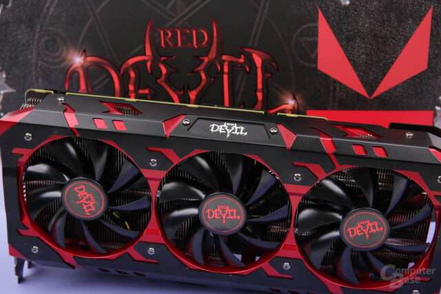 PowerColor Radeon RX Vega 64 Red Devil im Test