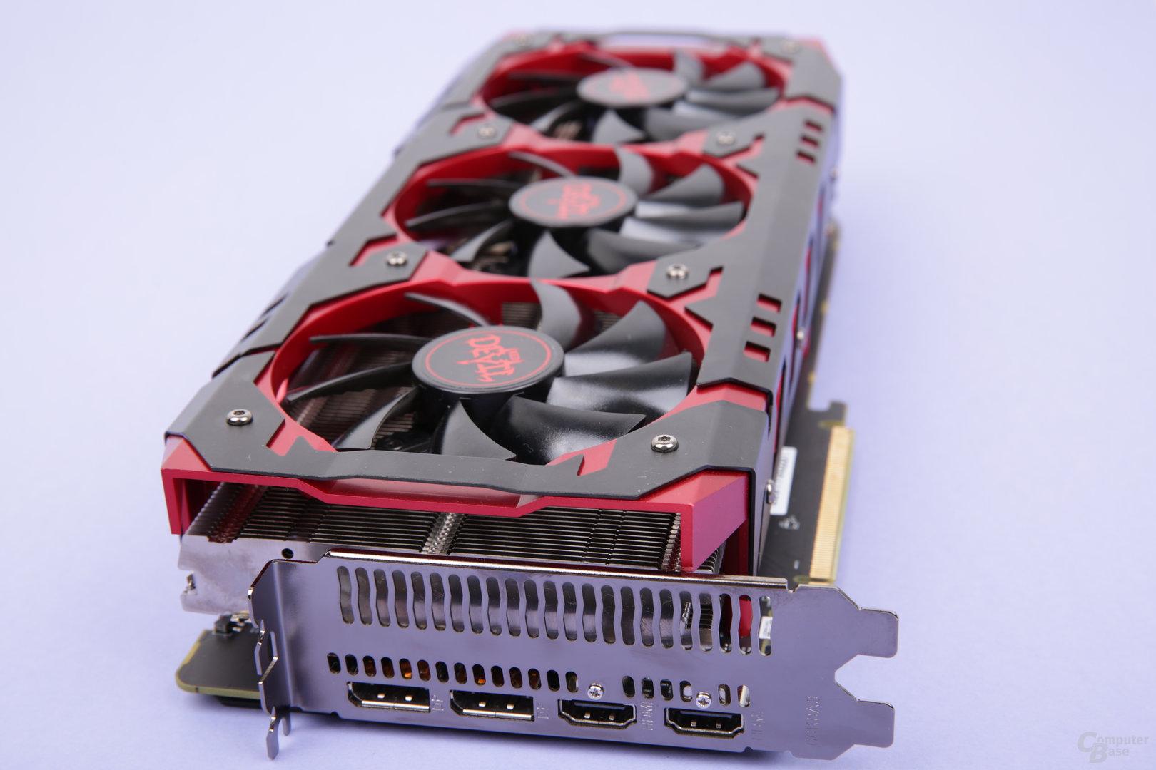 PowerColor Radeon RX Vega 64 Red Devil im Test