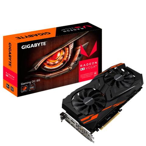 Die Gigabyte RX Vega 64 Gaming OC 8G