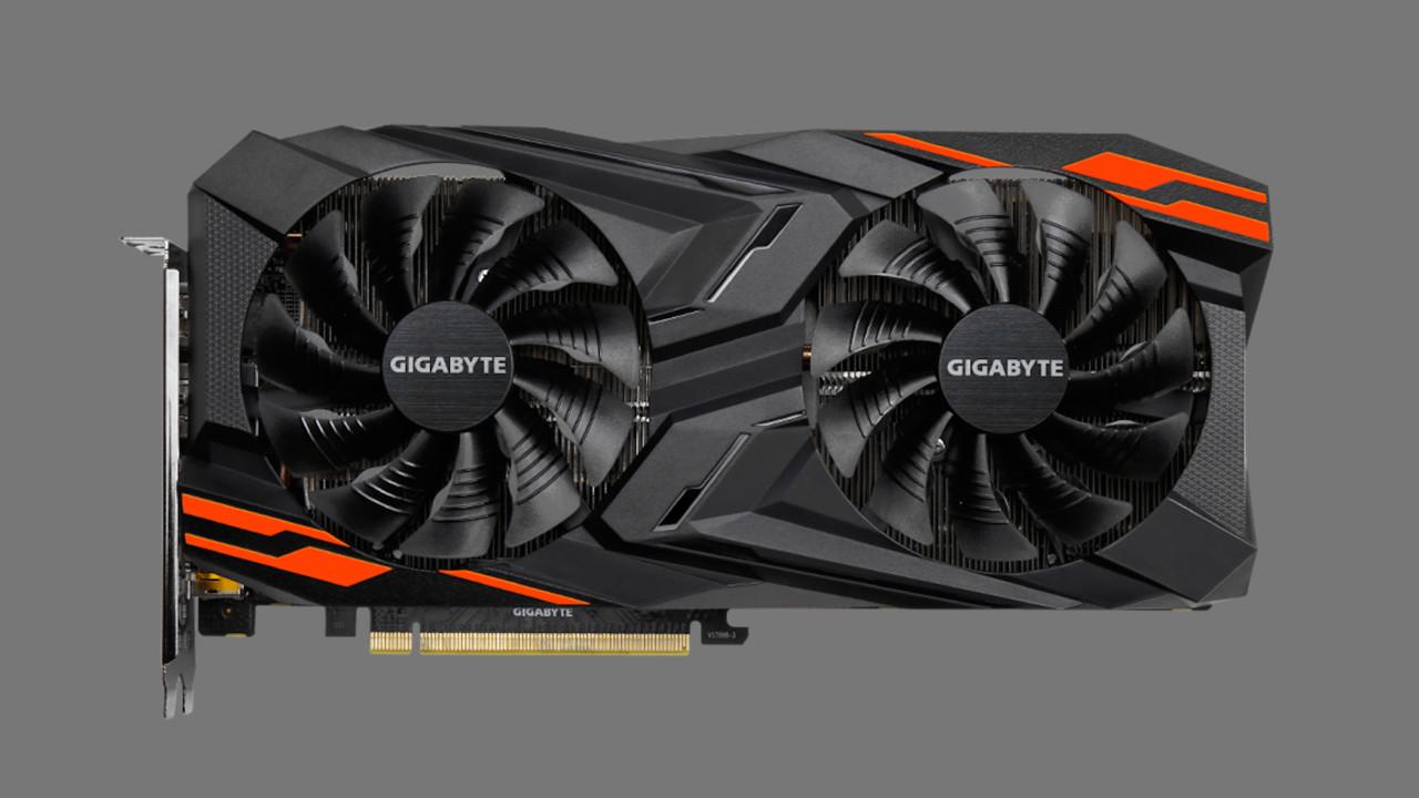 RX Vega Gaming OC 8G: Gigabyte setzt auf 100-mm-Lüfter und sechs Anschlüsse
