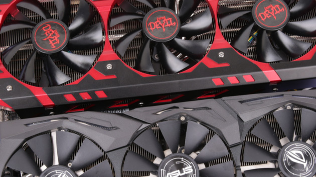 Download: Custom Radeon RX Vega benötigen Treiber Crimson 17.11.4