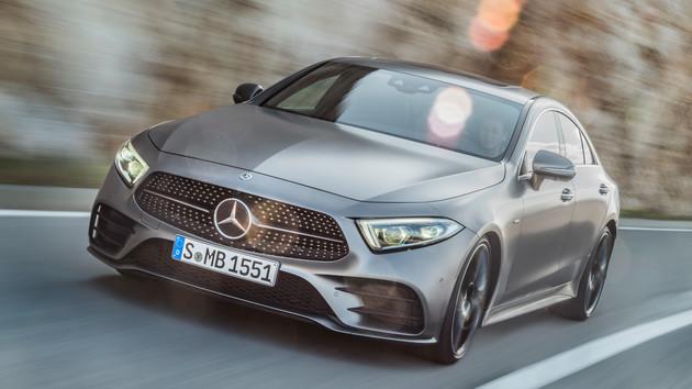 Neuer CLS: Mercedes-Benz verbaut Assistenzsysteme der S‑Klasse