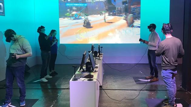 Spiele für Oculus Rift: Multiplayer und Social VR rücken in den Fokus