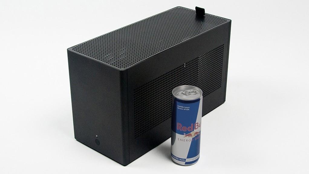 Ghost S1 MkII: Konkurrenz für das DAN A4 SFX auf Kickstarter