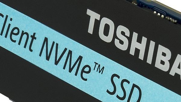 Toshiba XG5-P: M.2-SSDs mit 2 TB und mehr Leistung für OEMs