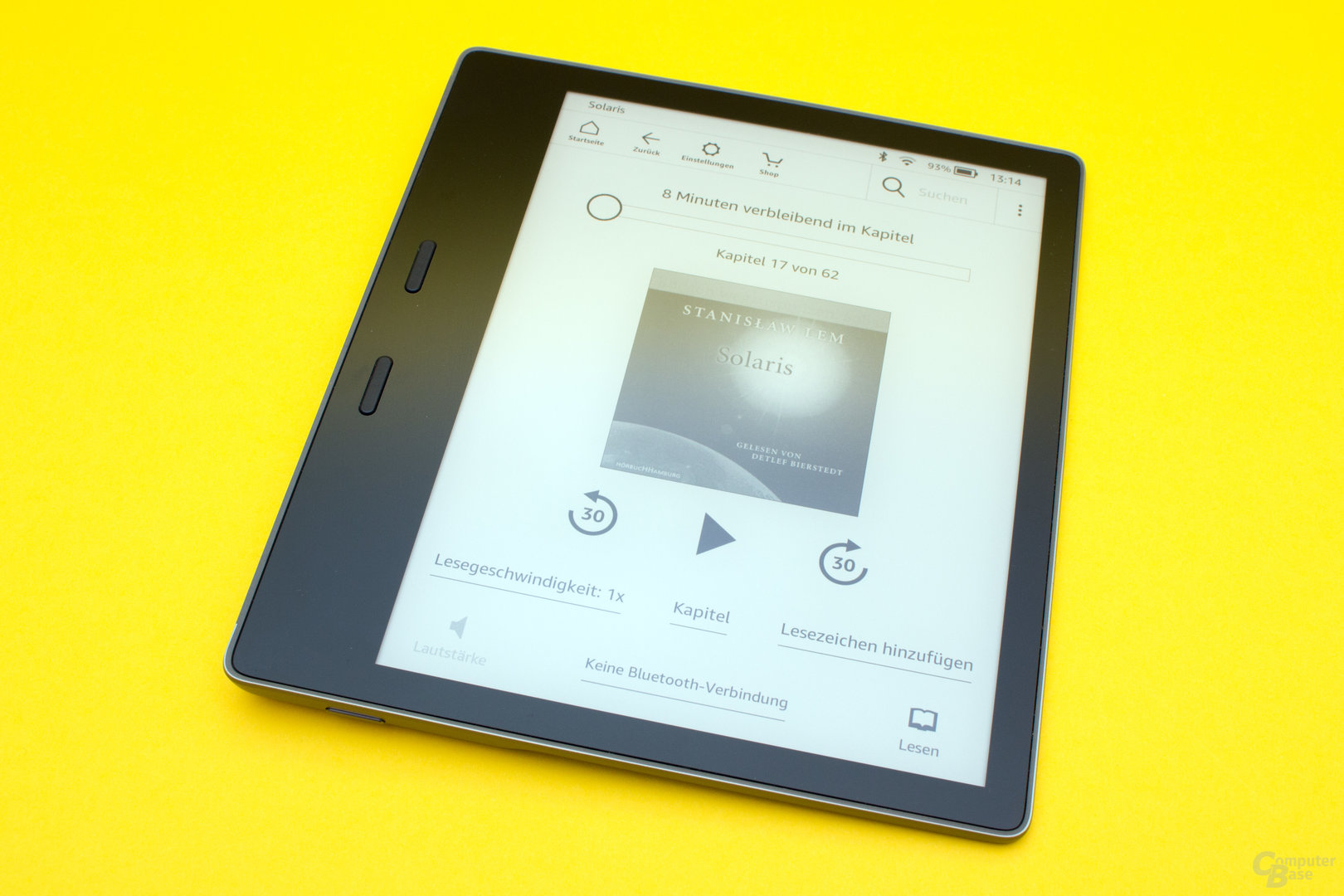 Kindle Oasis 2 im Test