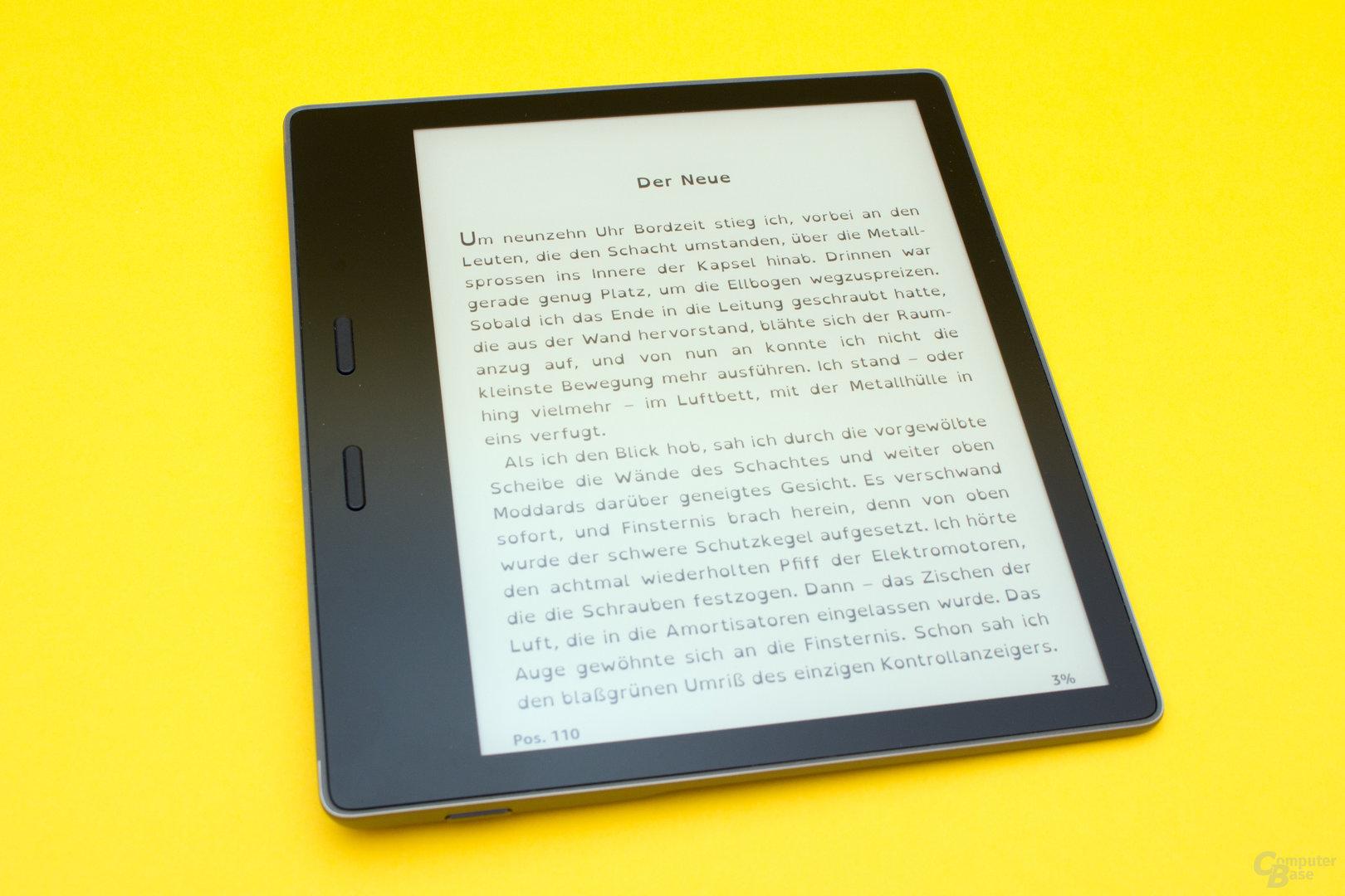 OpenDyslexic-Font für Menschen mit Leseschwäche