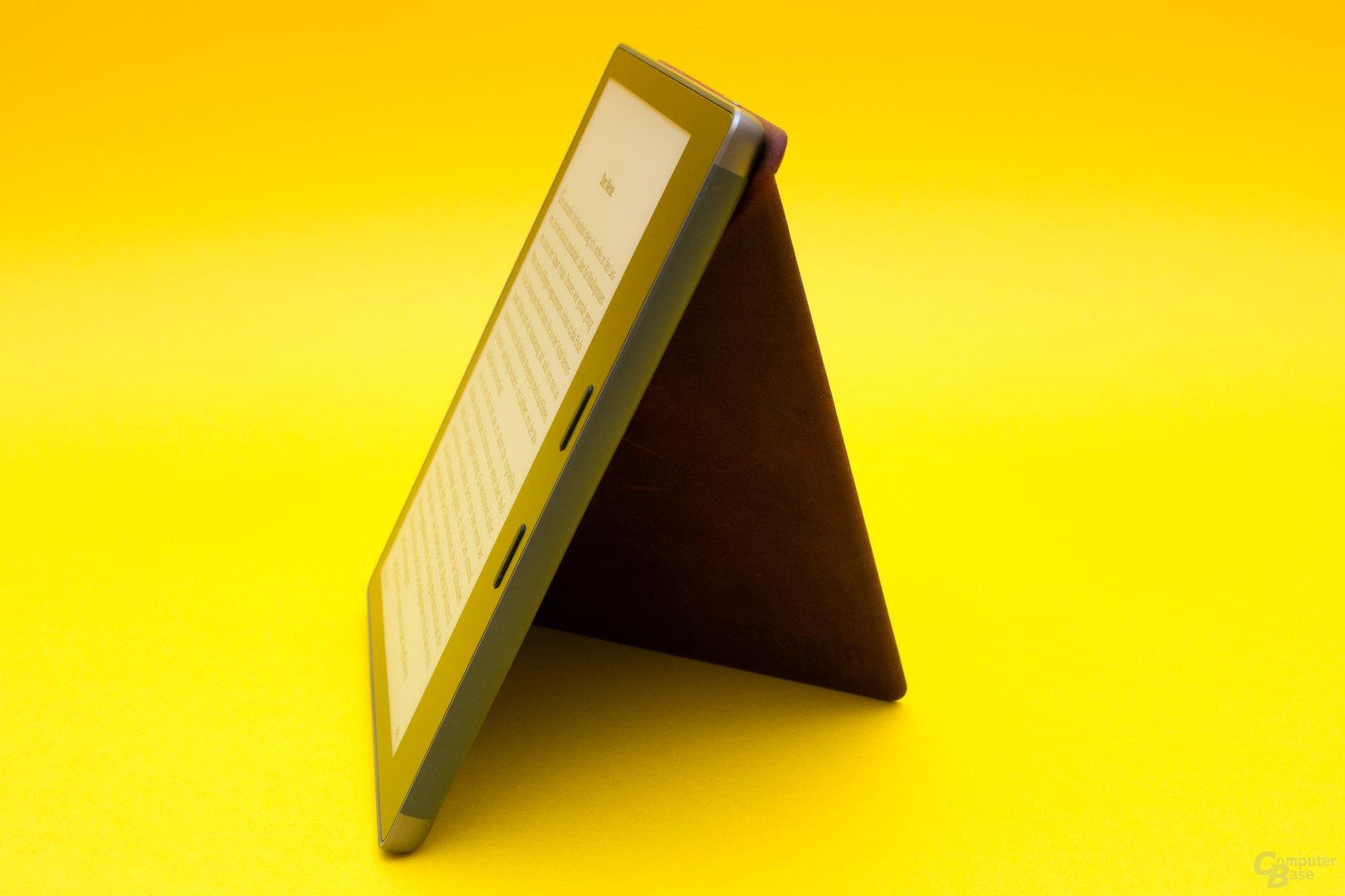 Kindle Oasis 2 mit Origami-Hülle