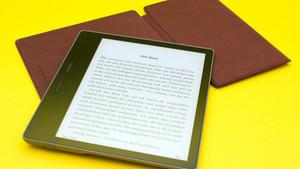 Kindle Oasis 2 im Test: Die verbesserte E-Book-Reader-Designstudie