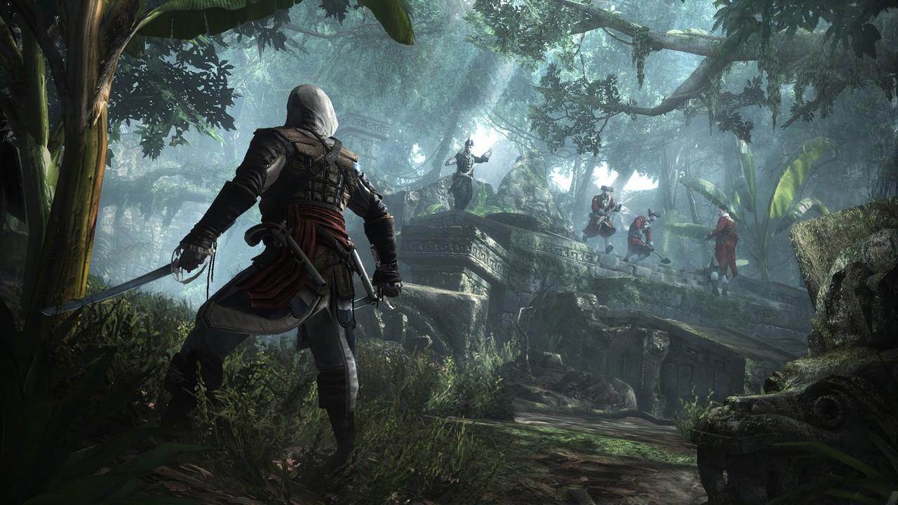 Jubiläum: Ubisoft verschenkt Assassin's Creed IV und World in Conflict