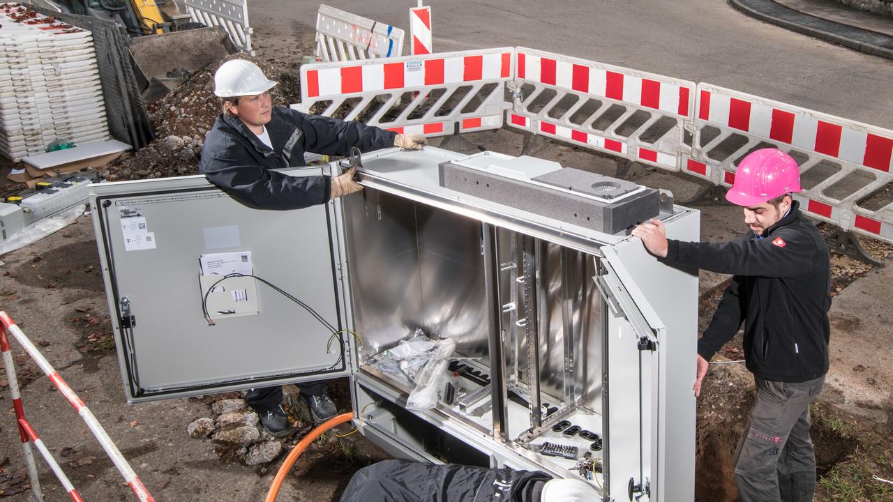 Deutsche Telekom: 750.000 neue Vectoring-Anschlüsse