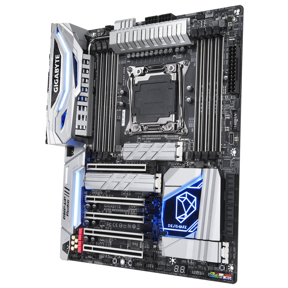Gigabyte X299 Designare EX