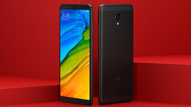 Xiaomi Redmi 5 (Plus): 18:9-Display, Metallgehäuse und Micro-USB ab 100 Euro